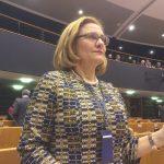 Schimb de replici între Maria Grapini şi preşedintele Franţei, în plenul de la Strasbourg