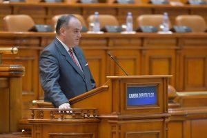 Deputatul Ovidiu Ganț a demisionat de la conducerea Grupului parlamentar al minorităților naționale