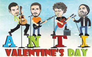 """Anti Valentine's Day"""", un show de muzică și umor cu Țapinarii și Fără Zahăr, la Timișoara"""