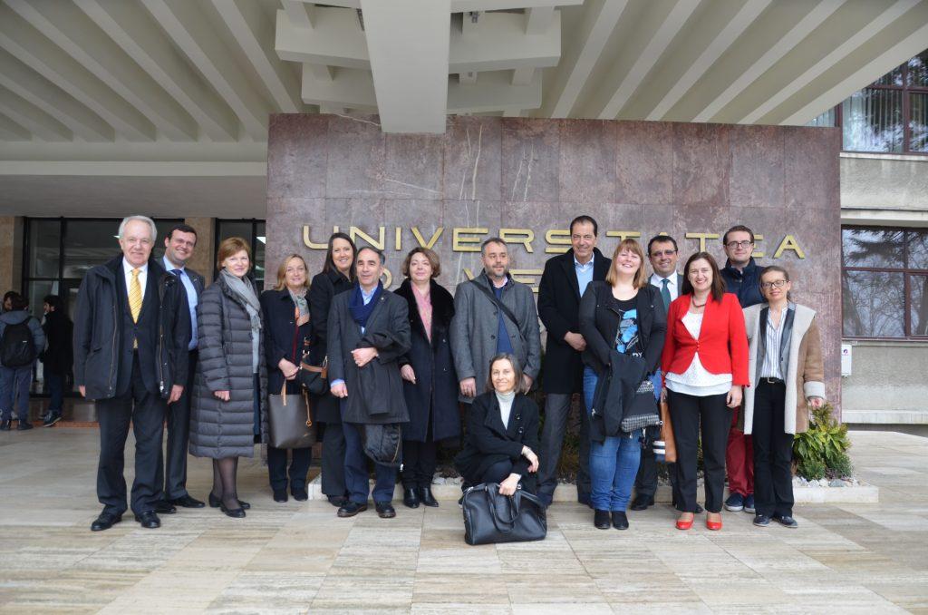 Universitatea de Vest din Timișoara: contabilitatea, un domeniu care face performanță la nivel internațional
