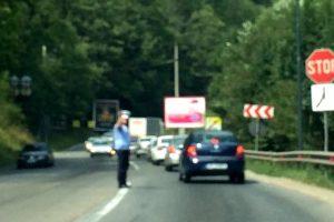 Razie a polițiștilor în Timiș! Sute de șoferi trași pe dreapta