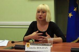 Judecătoarea Camelia Bogdan a fost exclusă din magistratură, printr-o decizie a CSM