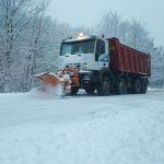 Drumarii din toată ţara sunt pregătiţi pentru deszăpezire