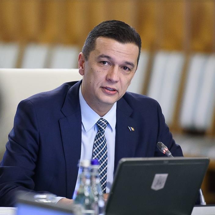 Premierul Sorin Grindeanu, întrevederi cu înalți oficiali la Bruxelles