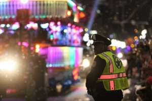 Zeci de răniți în New Orleans, după ce o camionetă a intrat în mulțime