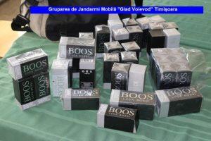 Comercianții de mărfuri contrafăcute, în vizorul jandarmilor