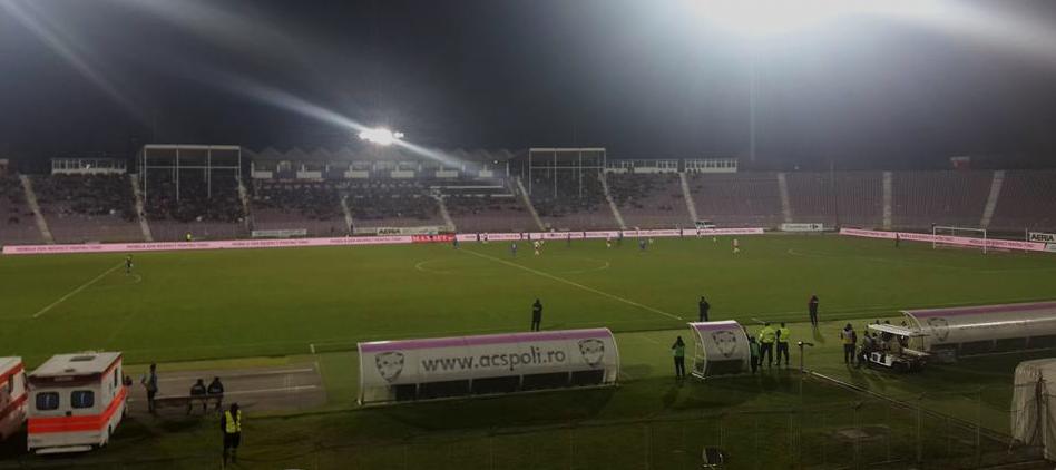 """A fost aprobat contractul cadru de închiriere al stadionului """"Dan Păltinișanu"""", dar și tarifele pentru 2017"""