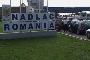 Circulație rutieră îngreunată pentru TIR-uri în zona trecerii frontierei prin Nădlac