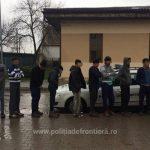 24 de migranţi pakistanezi și irakieni, opriţi la frontiera cu Serbia