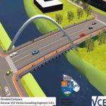 Ministerul Transporturilor a dat avizul pentru podul din zona Jiul