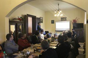 Tehnologie novatoare, prezentată primarilor, la Bata
