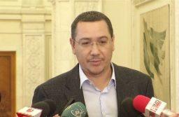 Victor Ponta vizitează Timişul în weekend