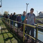 Porți deschise la Stația de tratare a apei Bega
