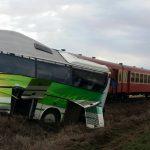 Încă un accident de tren în Timiș!