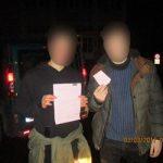 Doi tineri, surprinși de polițiștii locali în timp ce aruncau în Bega 10 ghivece cu flori de pe Podul Michelangelo