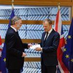 Marea Britanie și UE au dat startul oficial la Brexit. Theresa May: Nu mai putem da înapoi