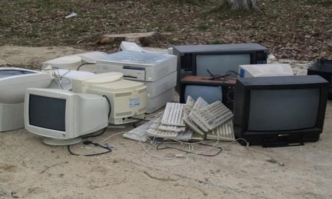 O nouă campanie de colectare a deșeurilor electronice la Reșița. Se oferă premii mari