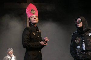 Controversa de la Valladolid, un spectacol regizat de Radu Jude la Teatrul Național