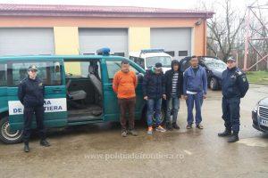 Încă 21 de migranţi, opriți de polițiștii de frontieră la graniţa cu Serbia