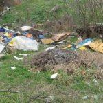 Aproape 300 de persoane sancționate în februarie pentru că au abandonat deșeuri pe domeniul public