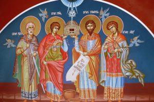 Sfinţii 40 de Mucenici din Sevastia. Tradiții în Banat