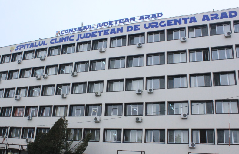 Spitalul Clinic Judeţean de Urgenţă Arad, 13 milioane lei pentru creşterea calităţii actului medical
