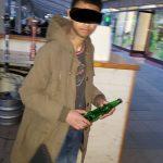 Tânăr de 20 de ani, dat în urmărire generală, depistat în Piața Victoriei