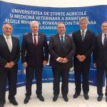 USAMVB, colaborare româno-ungară în agricultură și zootehnie