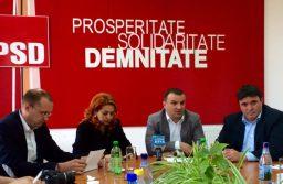 """PSD Timiș: """"Primarul ar trebui să se adreseze într-un mod civilizat cetățenilor!"""""""