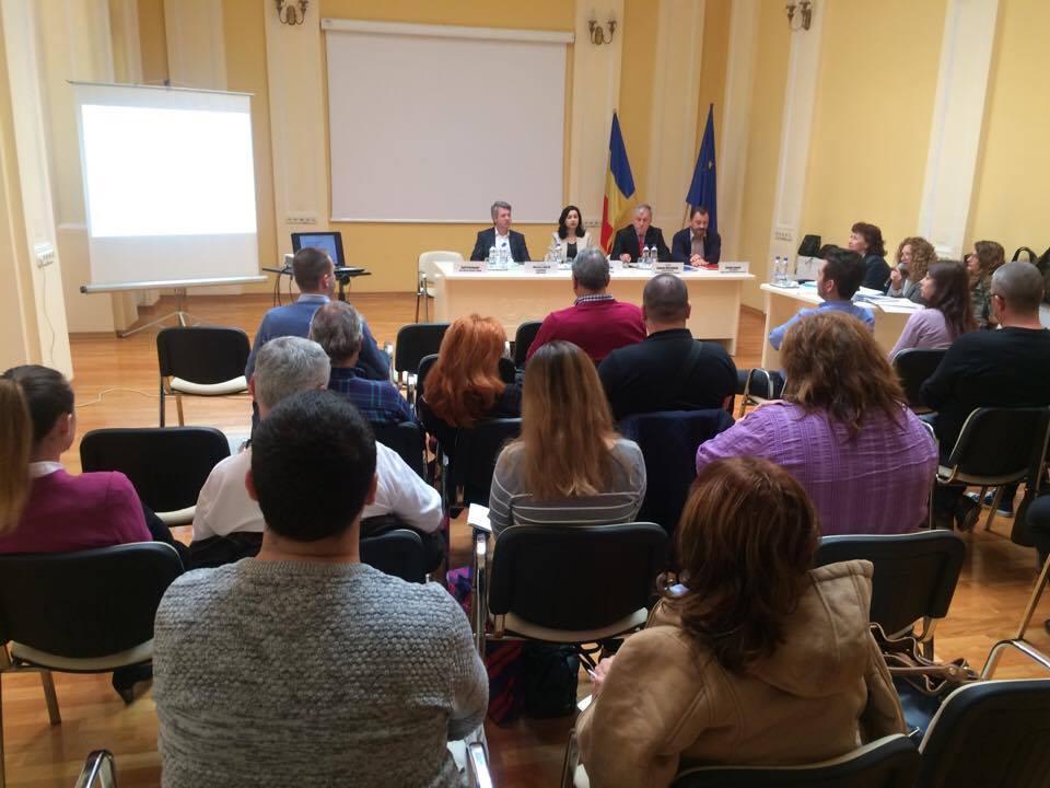 Principalele prevederi legislative vamale în 2017 prezentate operatorilor economici din Timiș