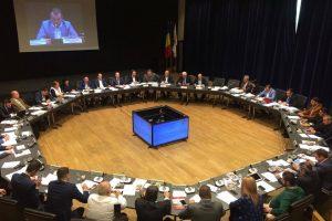 O nouă clinică de psihiatrie va fi construită de Consiliul Județean în Chișoda