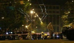 Atentat cu bombă la o bancă din Atena