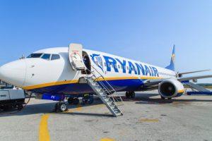 Ryanair introduce 26 de zboruri extra pe ruta București-Timișoara