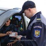 Oltean prins la frontieră cu permis de conducere fals engelzesc