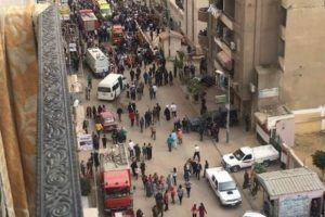 O nouă explozie s-a produs la biserica din Egipt: Cel puţin 25 de morți și peste 60 de răniţi