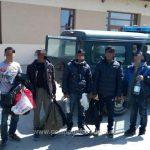 Încă 12 migranți opriți de polițiștii de frontieră la granița cu Serbia