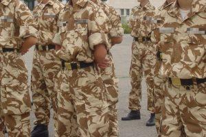 Ghidul carierei militare, modificat și completat