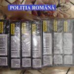 Ţigări de contrabandă, confiscate de polițiștii timişeni