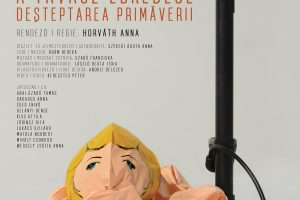 """Premieră studenţească de primăvară la Teatrul Maghiar de Stat """"Csiky Gergely"""" din Timişoara"""
