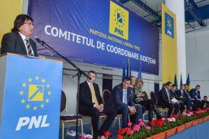 Alegeri interne la PNL Timiș. Alin Nica a pierdut șefia partidului