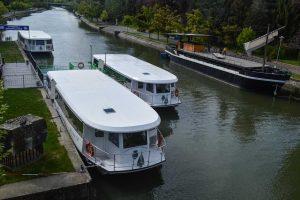 Punct internațional de trecere a frontierei de stat româno-sârbe, pe canalul Bega