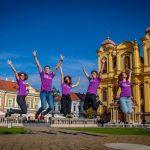 Timișoara-Capitala Tineretului din România: 300 de proiecte în parteneriat, 60 de activități proprii, 300 de voluntari implicați