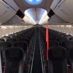 """Ministrul Transporturilor: """"Prima aeronavă este pregătită pentru livrare. Interiorul cabinei pentru pasageri a fost finalizat"""""""