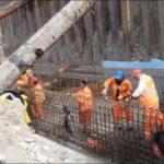 Ce lucrări s-au făcut pe lotul 3 al şantierului autostrăzii Lugoj-Deva