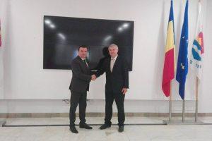 Ambasadorul Republicii Belarus, în vizită la CJT