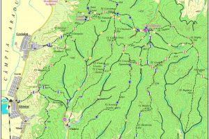 Cincisprezece trasee turistice din zona de vest a Munţilor Zărand, omologate