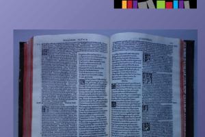 """Colecţia """"Incunabule""""- Tragediile lui Seneca, volum din 1498, găzduit de biblioteca din Arad"""