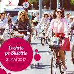 Cochete pe biciclete: pedalează și se aleg cu premii chiar de Sf. Elena