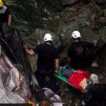 Grav accident în Mexic. Un autocar plin cu pelerini a căzut într-o prăpastie