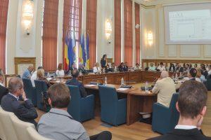 Consilierii PSD protestează! Nu au participat la ședința de Consiliu Local